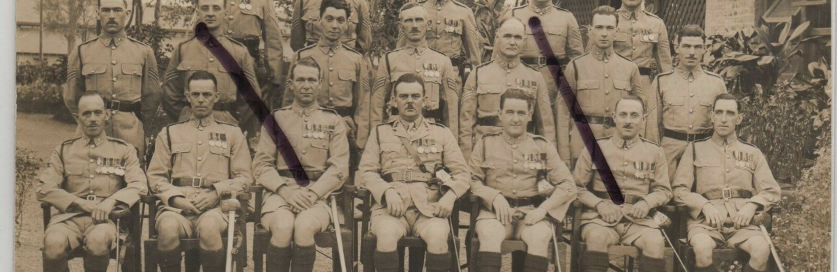 Military-Photograph-WOs-NCOs-Royal-Bombay-Sappers